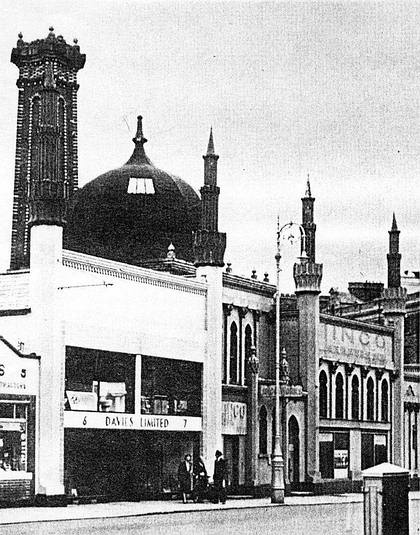 Lincoln Place Turkish Baths, mid 1960s